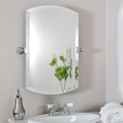 How To Decorate Bathroom Mirror Decorating With Mirrors Abode