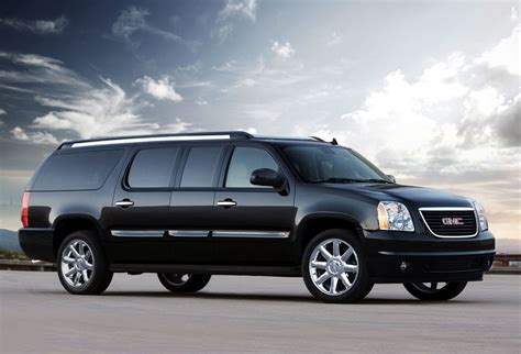 gmc yukon lexani motorcars showcases gmc yukon xl conversion coach
