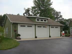 Detached 3 Car Garage Plans by Independent And Simplified Life With Garage Plans With
