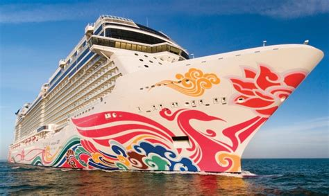 norwegian cruise line indonesia norwegian cruise line partners with alibaba to enter the