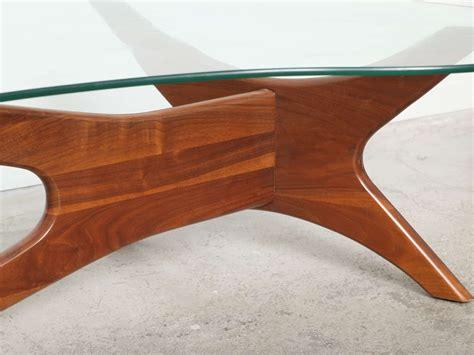 Kidney Shaped Coffee Table Mid Century Adrian Pearsall Kidney Shaped Coffee Table At 1stdibs