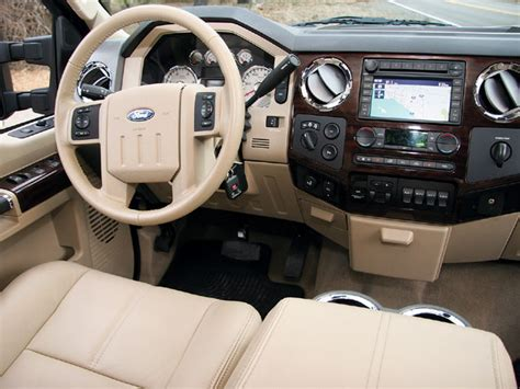 08 F250 Interior by 6 4 Vs 6 7 Powerstrokearmy