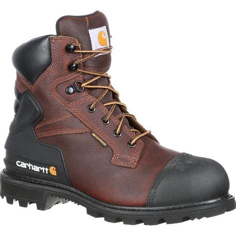 puncture resistant work boots carhartt steel toe csa approved puncture resistant work