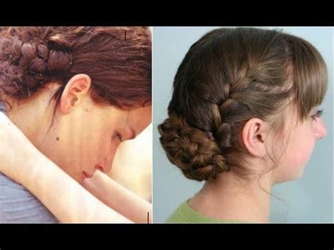 katniss reaping braids | hunger games | cute girls
