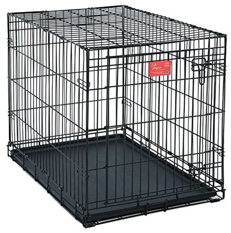 stages crate midwest stages folding metal crate pets trend store