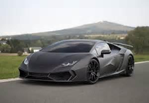 Lamborghini Hurucan Official Mansory Torofeo Lamborghini Huracan Gtspirit