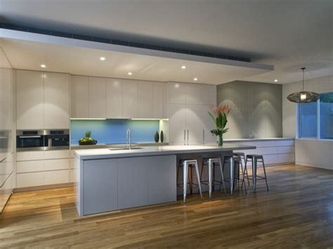modern kitchen island bench modern kitchen dining kitchen design using floorboards