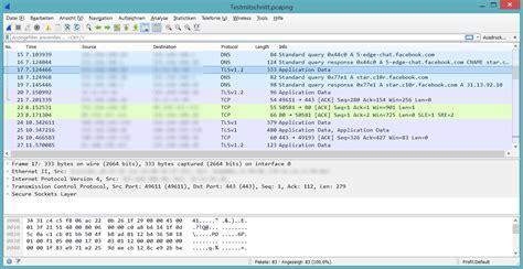 tutorial wireshark 2 0 wireshark 2 0 mit neuer benutzeroberfl 228 che antary