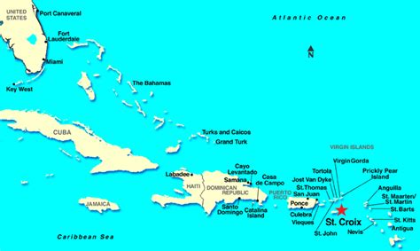 map of st croix islands st croix u s islands discount cruises last