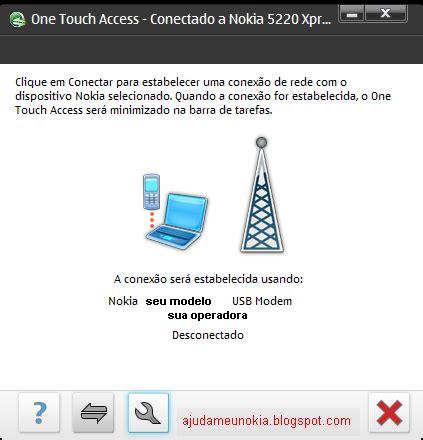 Chasing Nokia C5 03 Oc usando o c5 03 como modem oarthur