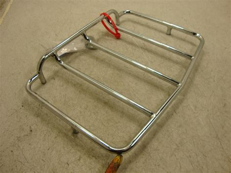 Harley Davidson Luggage Rack Touring by 1984 2017 Harley Davidson Touring Flh Tour Pak Trunk Rack Luggage Ebay