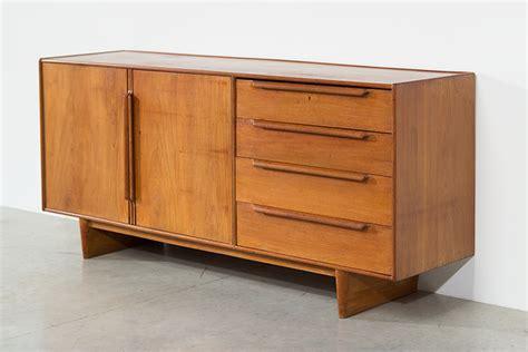 modernist sideboard 1950 modern dutch oak furniture