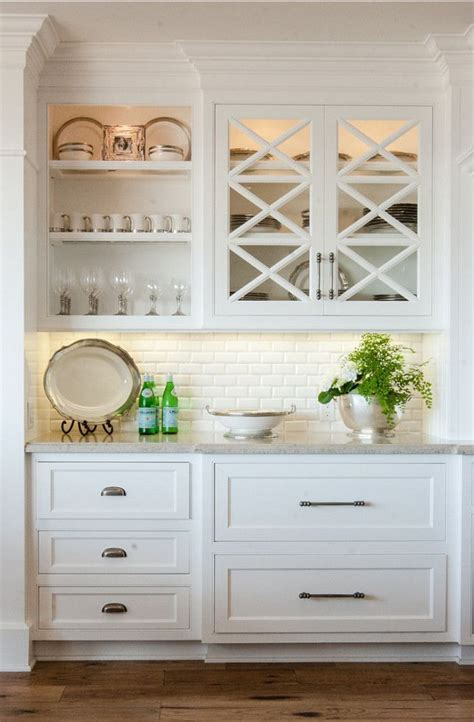 glass front kitchen cabinets transitional kitchen kvanum 25 best ideas about glass kitchen cabinets on pinterest