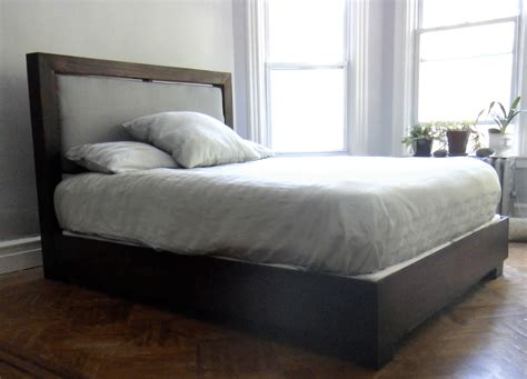 custom beds custom bed frame brooklyn better space