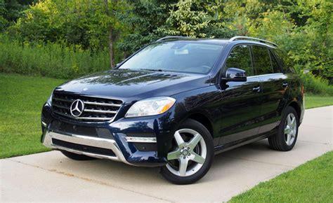 Mercedes Ml350 Review by 2014 Mercedes Ml350 Bluetec Review Car Reviews