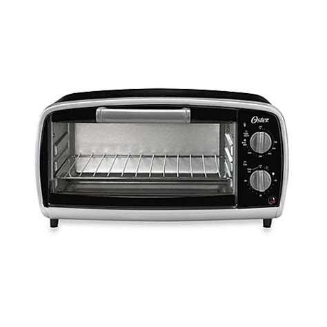 toaster bed bath and beyond buy oster 174 4 slice toaster oven from bed bath beyond