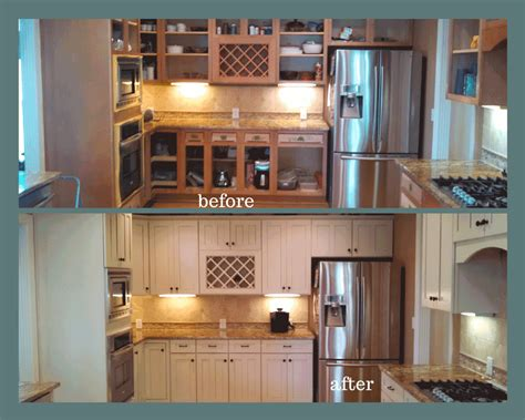 painted wood furniture and cabinets before and after ideas painted cabinets nashville tn before and after photos