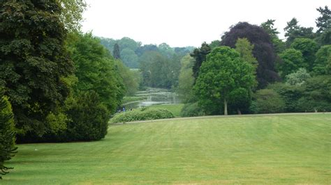 How To Build A Backyard Garden File View From Peacock Garden In Warwick Castle Jpg