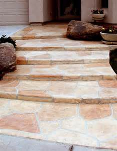 flagstone entryway flagstone entryway coatings by az creative surfaces