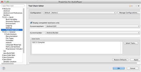 tutorial ndk android eclipse eclipse android ndk build method could not be resolved
