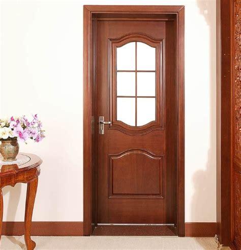 Solid Wood Interior Doors With Glass Interior Single Door Ideas That Will Make Your Room Look Spacious Home Doors Design