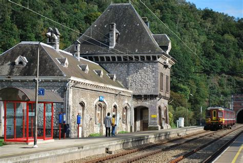 liege aachen irq li 232 ge aachen passing trooz station in september 2010