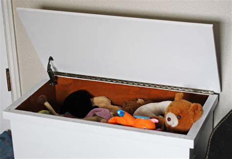 toy box bench with cushion running with scissors toy box into a bench