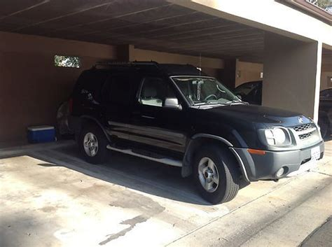 find used 2002 nissan xterra xe sport utility 4 door 3 3l in huntington beach california find used 2002 nissan xterra xe sport utility 4 door 3 3l in huntington beach california