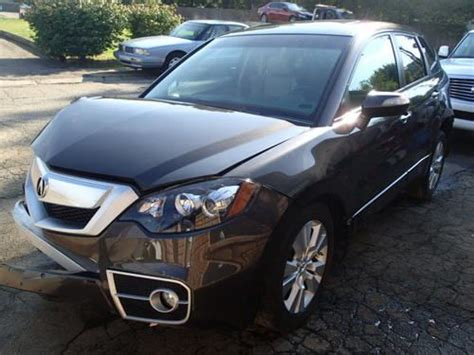 automobile air conditioning repair 2011 acura rdx regenerative braking find used 2011 acura rdx turbo sh awd salvage damaged wrecked crashed honda in louisville