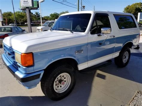 automotive air conditioning repair 1991 ford bronco interior lighting 1991 ford bronco xlt lariat 4x4 all power loaded extra clean getting rare