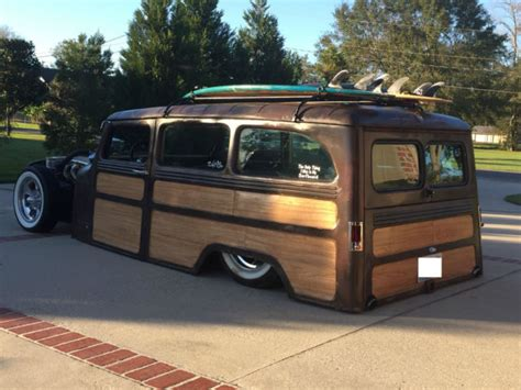 jeep wagon for sale 1961 jeep wagon woody for sale jeep wagoneer willys 1961