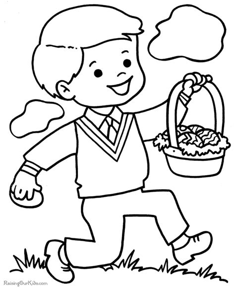 Childrens Coloring Book Pages Coloring Home Colouring Pages For Preschoolers