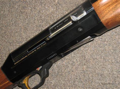 Import H 1019 benelli black eagle 12 ga h k import for sale