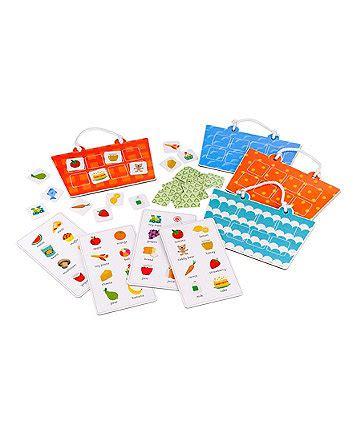 Elc Shopping Bingo play food shopping food register