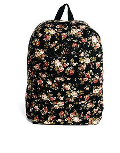 zaino vans fiori floral backpack vans and school bags on