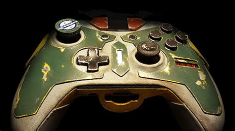 Xbox One Controller Lackieren by Customized Boba Fett Xbox Controller Is The Most Feared In