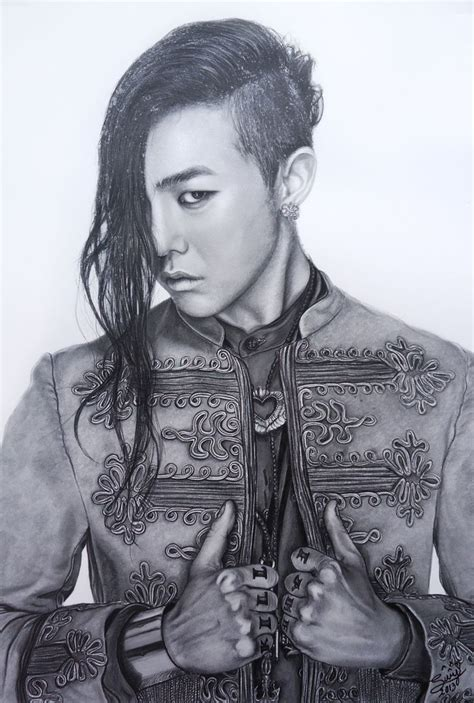 Drawing G by G Pencil Drawing Pencil Drawings By Sury Jim 233 Nez