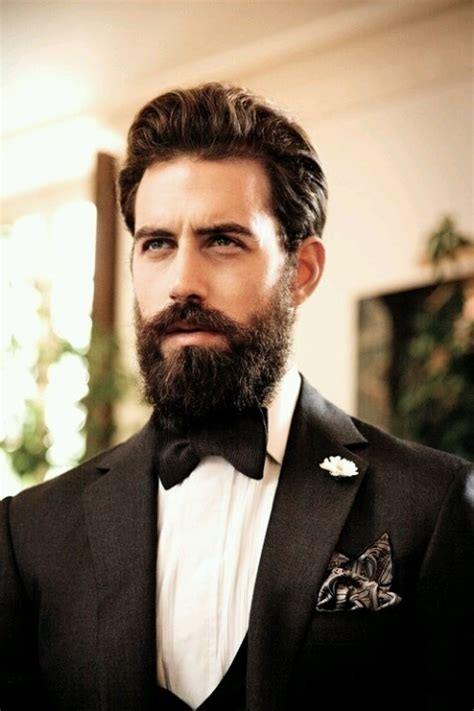 my guy on pinterest beards pocket squares and men wedding bands 51 best hot beard men images on pinterest beautiful