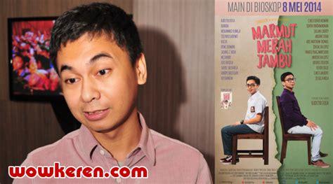 film terbaru dari raditya dika marmut merah jambu raditya dika ketagihan jadi sutradara gara gara marmut