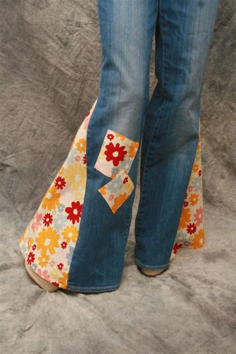 Patches Denim Size Sml custom hippie patch bell bottom disco groovy all sizes when i was a kid 1950 s