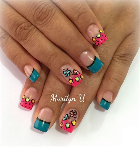 fotos uñas pintadas manos uas de pies decoradas ver diseos de uas decoradas