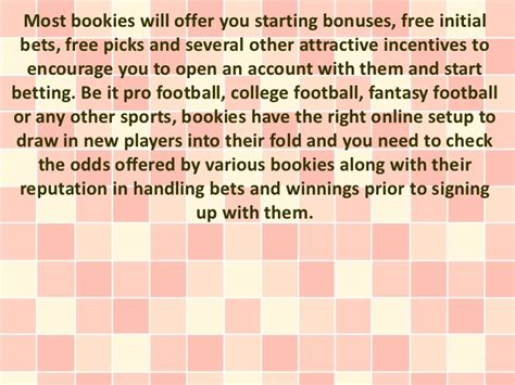 beat the odds open a successful microbrewery today to beat the bookie football picks need to be good