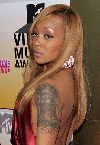 pin singer monica tattoo picture  pinterest singer