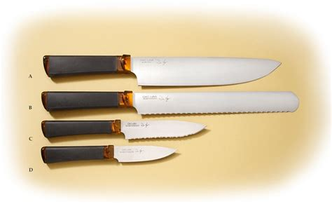 ontario agilite kitchen knives agrussell