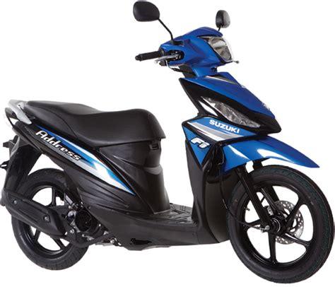 Suzuki New Scooters What Do You Think Of The Suzuki Address Fi Scooter