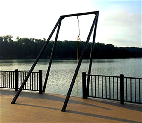 dock rope swing boat dock accessories flotation systems aluminum boat docks
