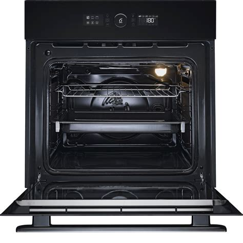 whirlpool black whirlpool absolute built in oven in black akz 6230 nb