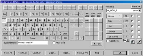 keyboard layout manager keyboard layout manager