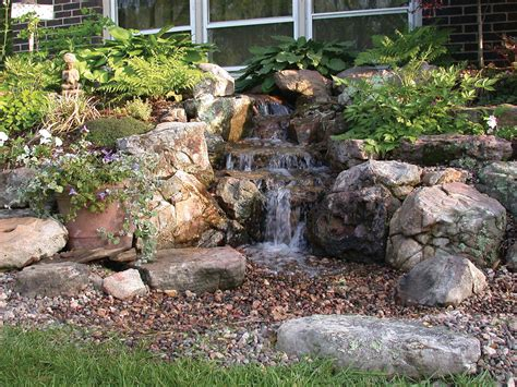 water features mid south irrigation landscape