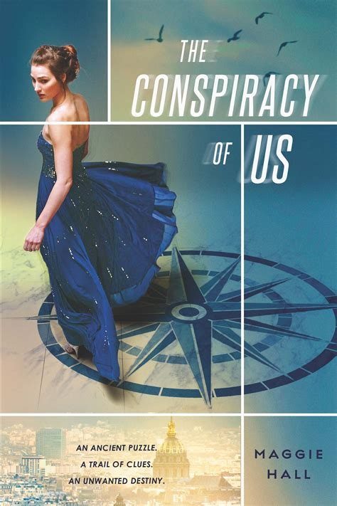 In The Conspiracy book review the conspiracy of us by maggie snuggly